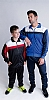 Chandal Adulto Infantil Lyon Aqua Royal
