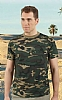 Camiseta Camuflaje Militar Jungle Valento