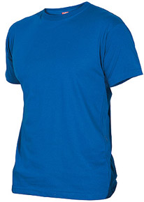 camiseta color azul