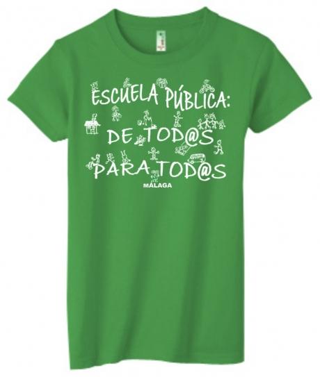 Camisetas Marea Verde 2