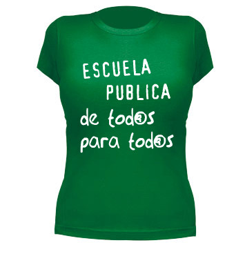 Camisetas Marea Verde 3
