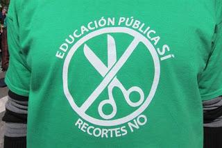 Camisetas Marea Verde