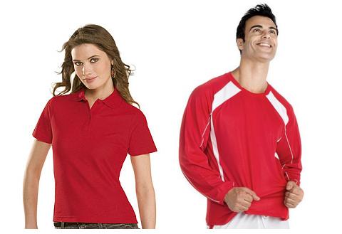 ropa-roja