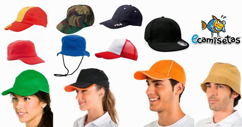 Gorras para personalizar baratas - Blog de camisetas personalizadas 515afaf22b7