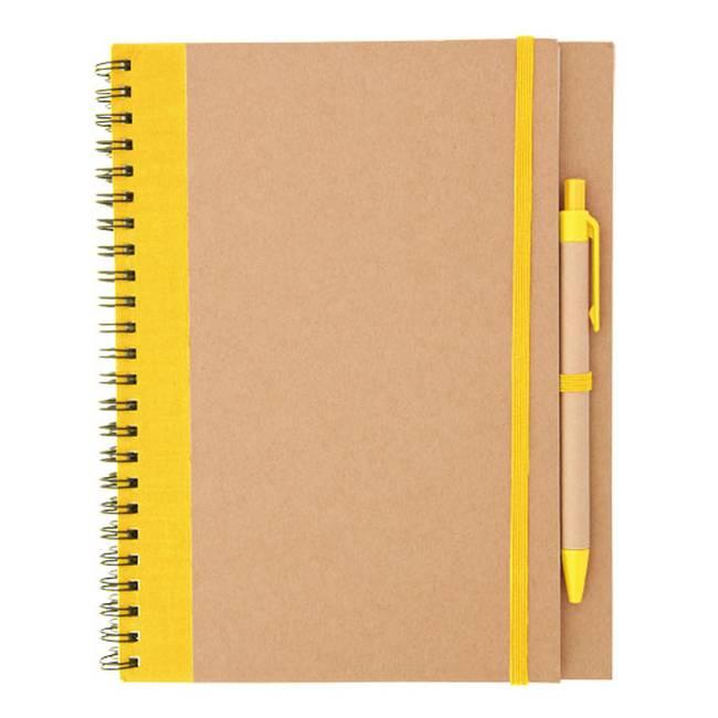 libretas amarillas