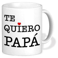 taza personalizada dia del padre