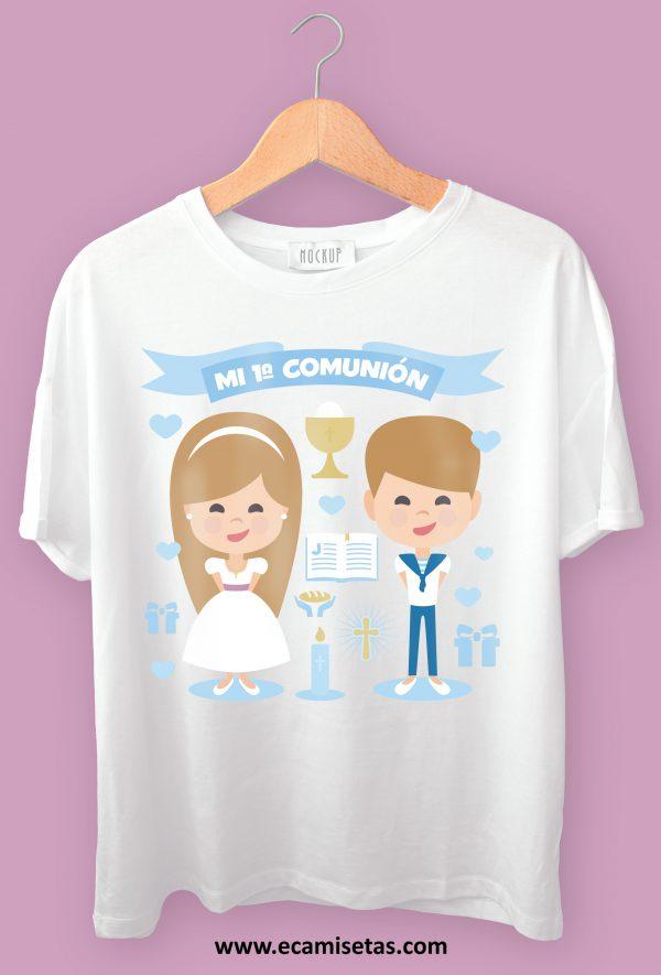 camisetas comunion