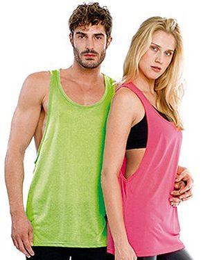 Camisetas fluor personalizadas