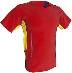 camiseta eurocopa españa