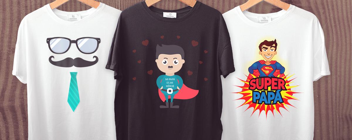 4c282cff3 Camisetas personalizadas para el Día del Padre - Blog de camisetas ...
