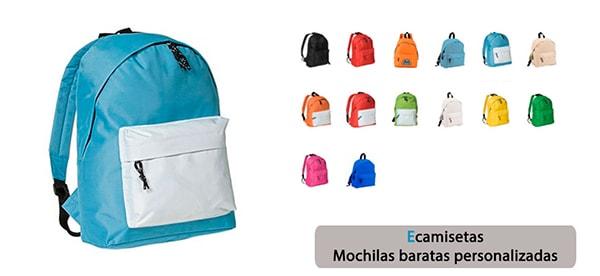 mochilas personalizadas comunion baratas