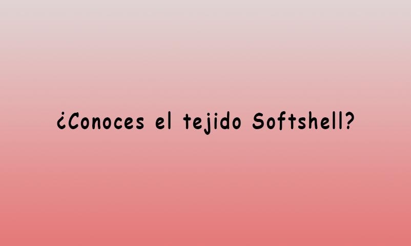 tejido softshell