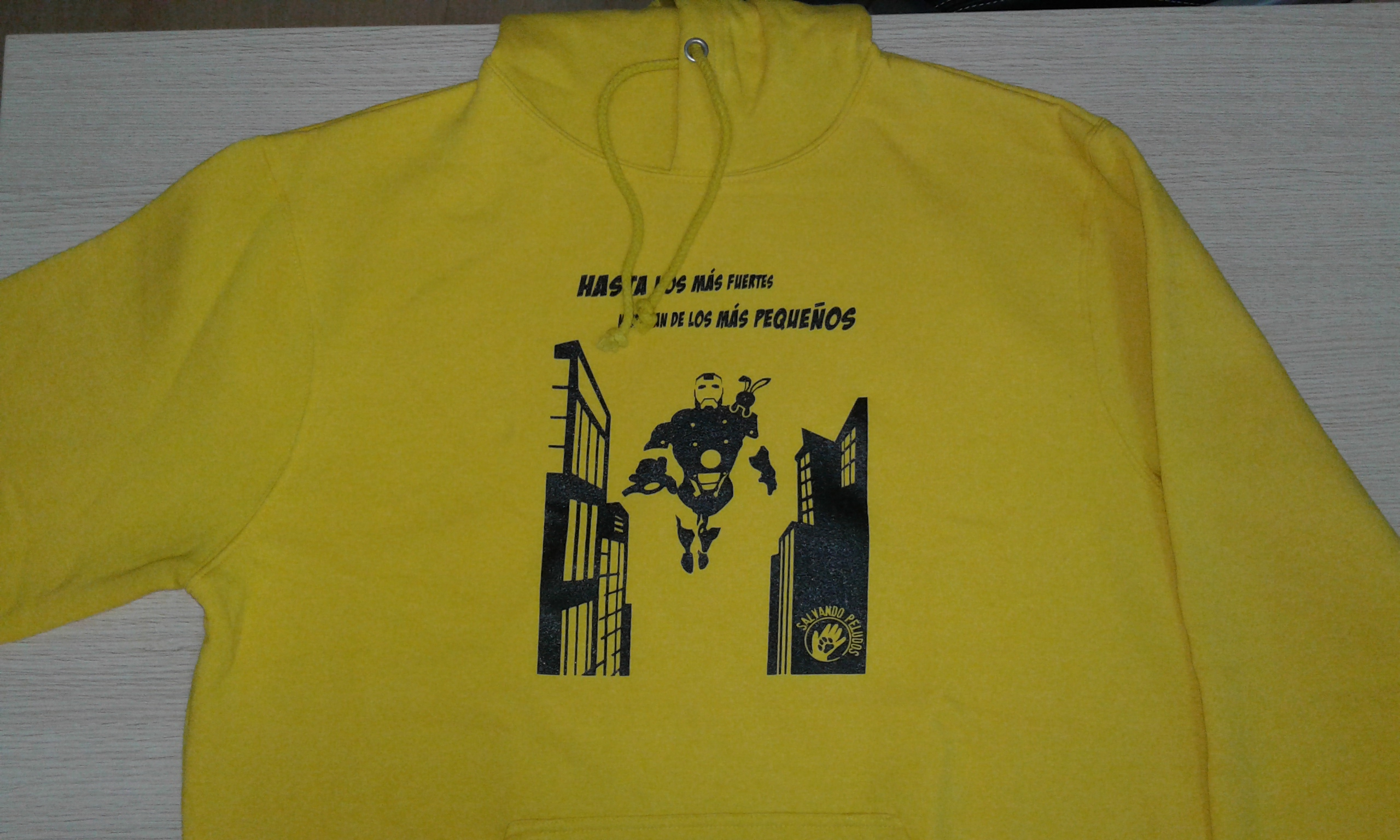 Camisetas, sudaderas y mochilas personalizadas
