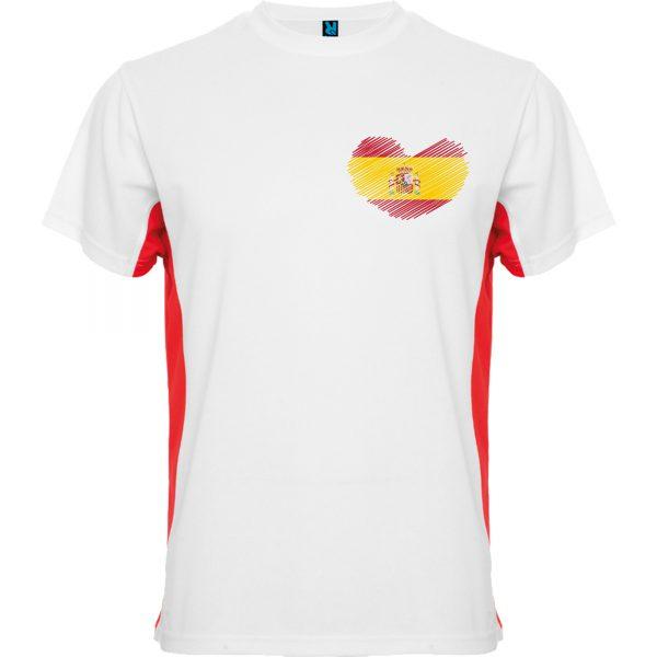 camiseta eurocopa