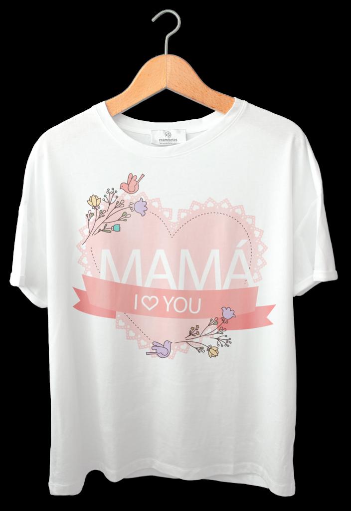 Personaliza camisetas para el Día de la Madre