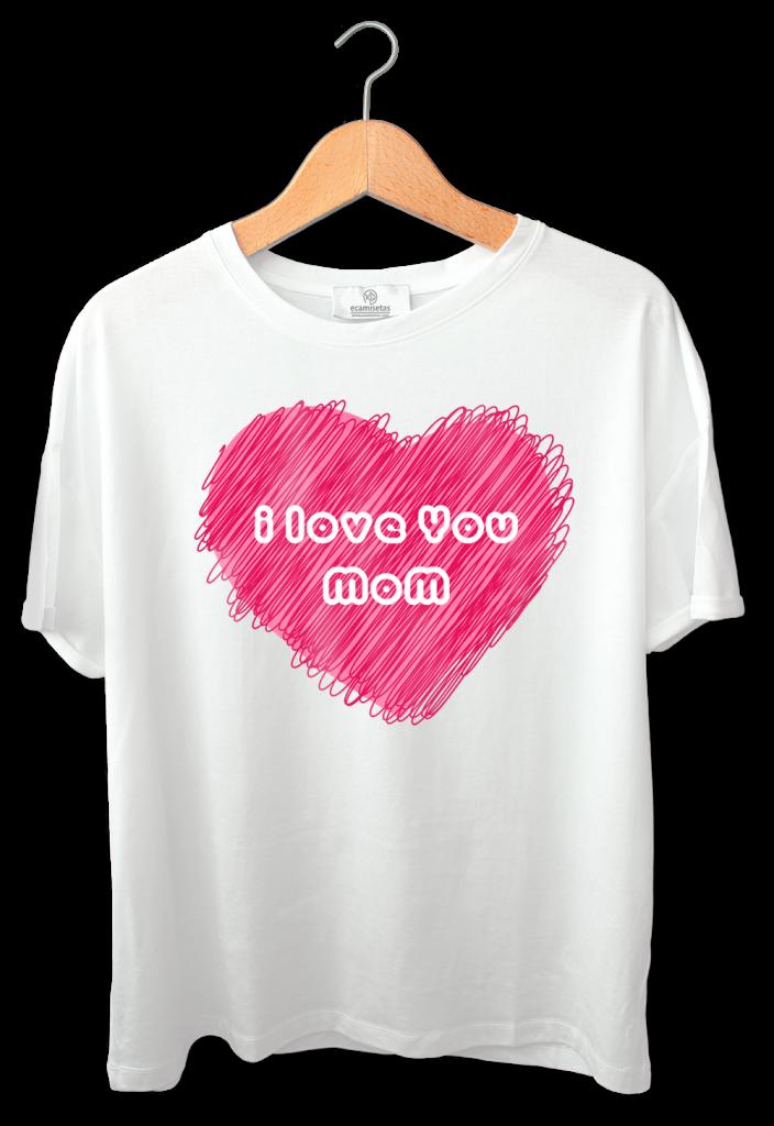 Camisetas personalizadas Día de la Madre