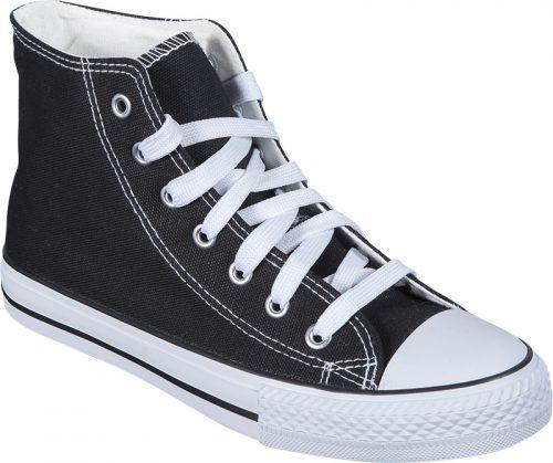 zapatillas personalizadas negras