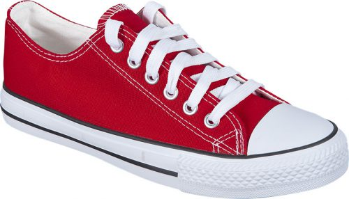 zapatillas personalizadas baratas rojas
