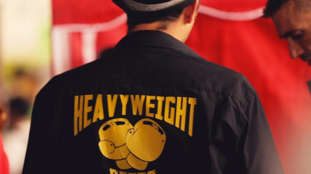 chaquetas personalizadas heavyweight