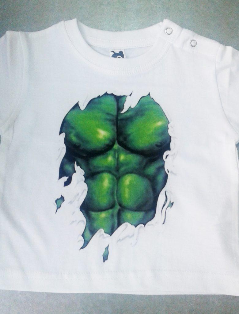 ropa infantil hulk