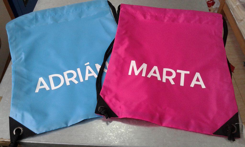 bolsas personalizadas