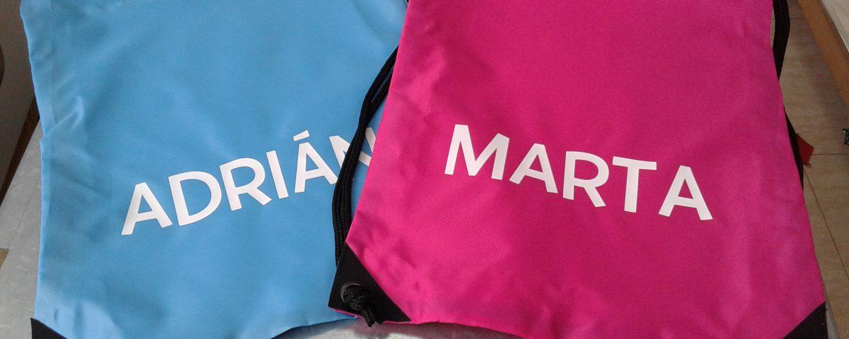 bolsas para comunion personalizadas