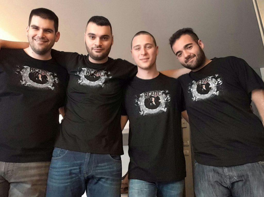 camisetas personalizadas ACDC