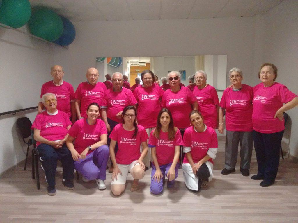 Camisetas para Parkinson Granada