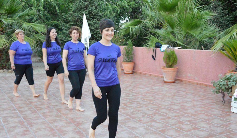 camisetas pilates