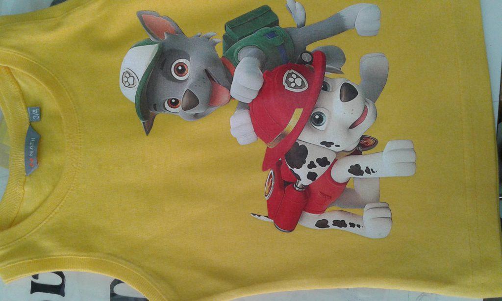 camisetas baratas niños