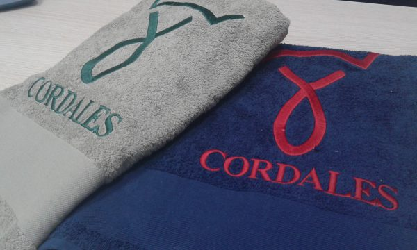 toallas persoanlizadas