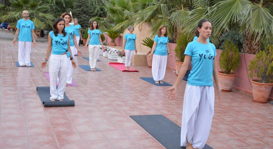 camisetas personalizadas yoga