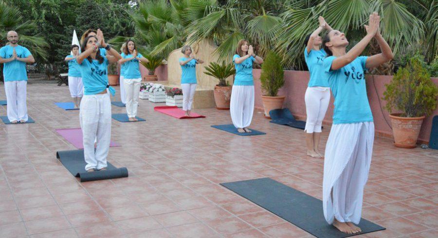 ropa deportiva yoga