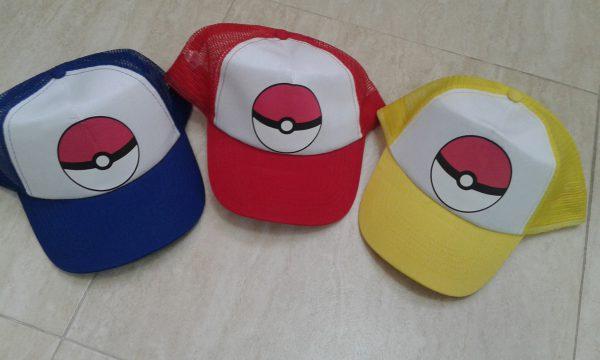 gorras pokemon go