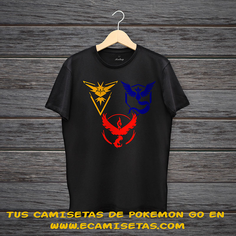 camisetas personalizadas pokemon