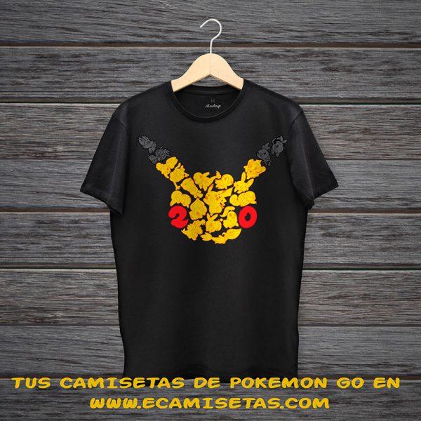 camisetas pokemon