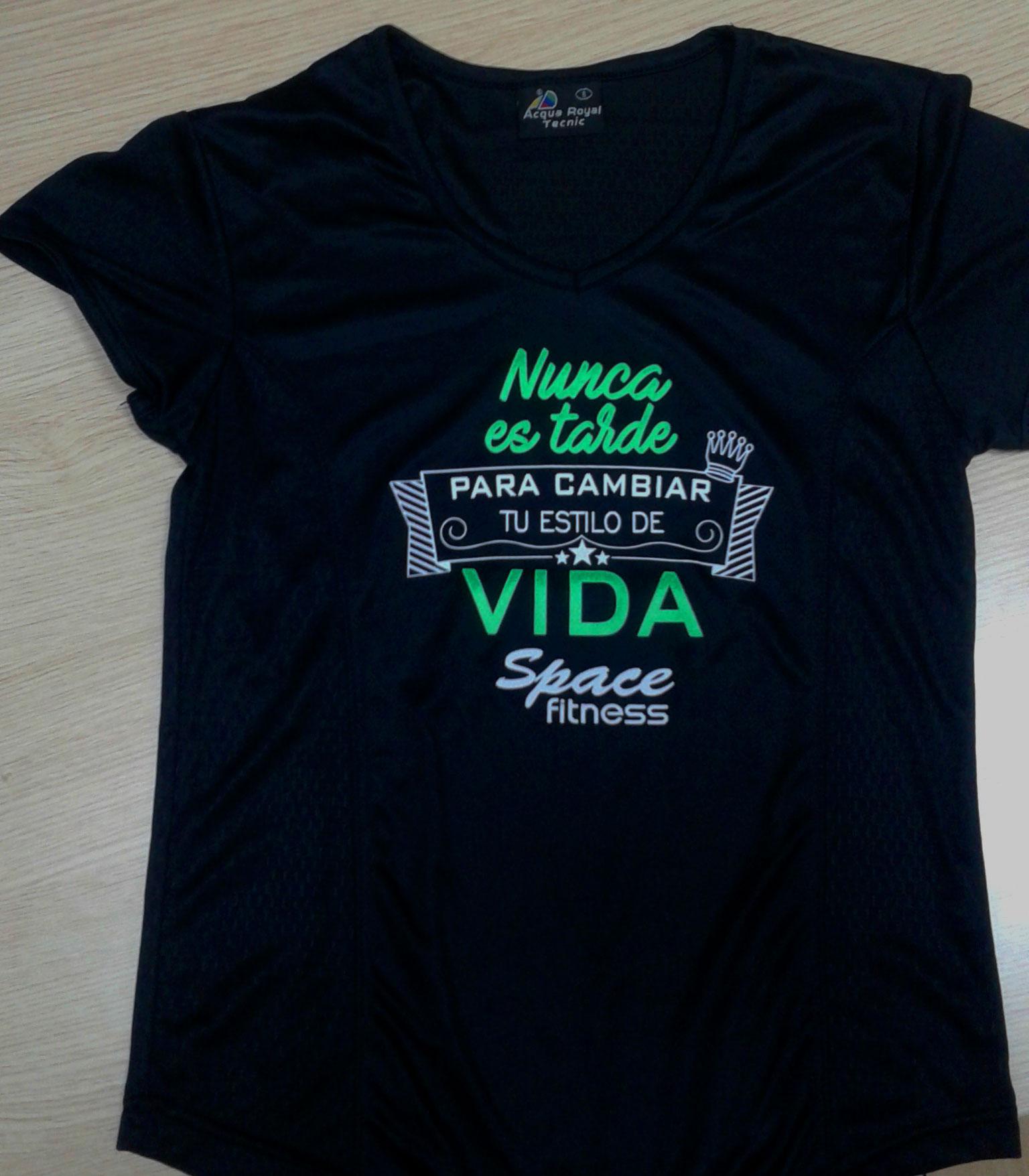 Camisetas Técnicas Space Fitness Lorca - Blog de camisetas ... 72880754d73c0