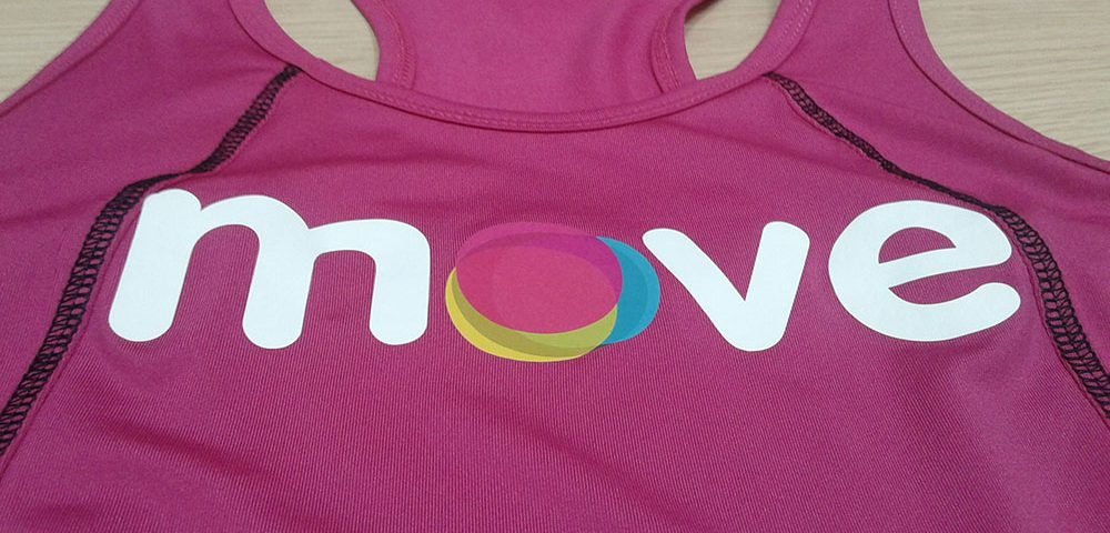 Camisetas deportivas Move