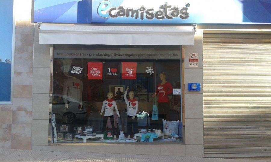 Ropa personalizada Murcia-Totana