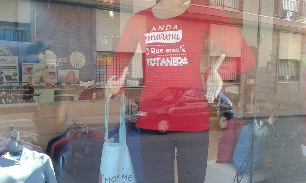Camisetas fiestas Totana 2016