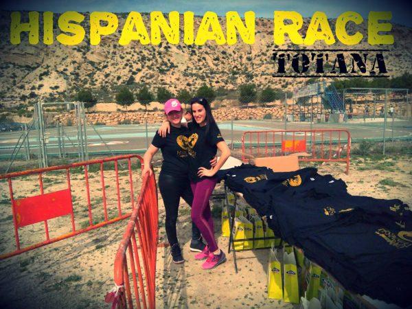 camisetas hispanian race totana