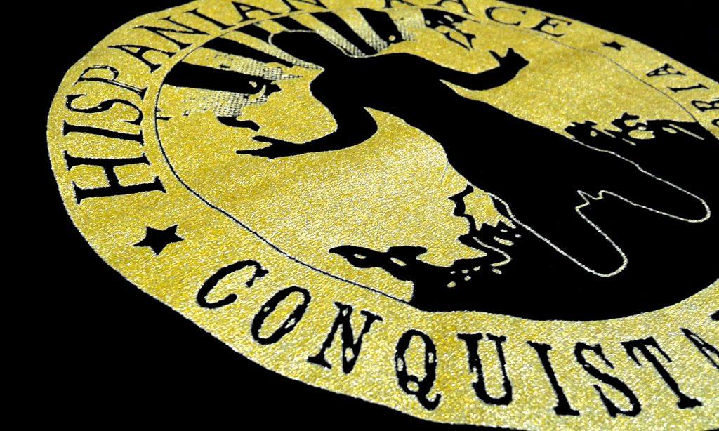 camisetas serigrafia oro