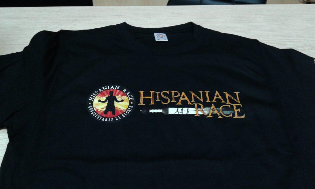 serigrafia digital hispanian race