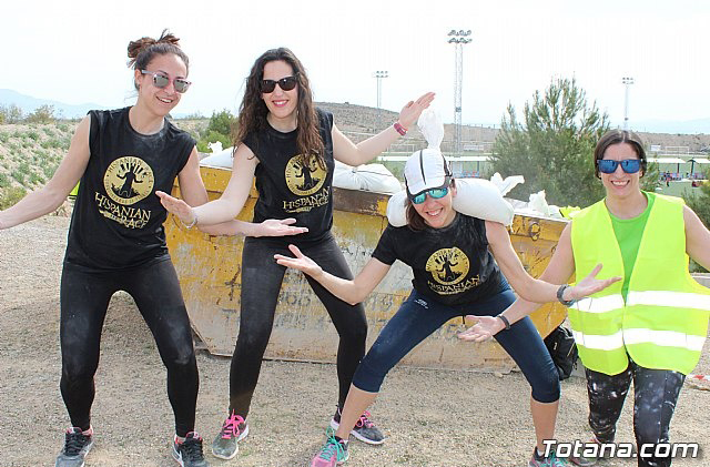 Camisetas Hispanian Racing