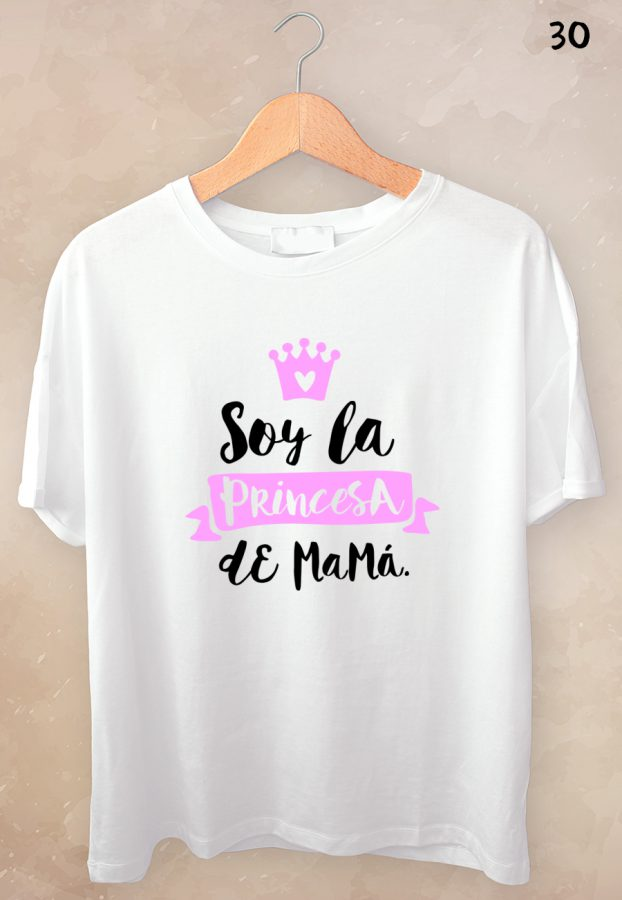 camisetas madre e hija
