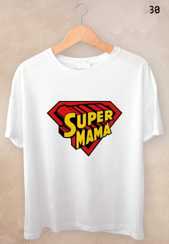camisetas super mama