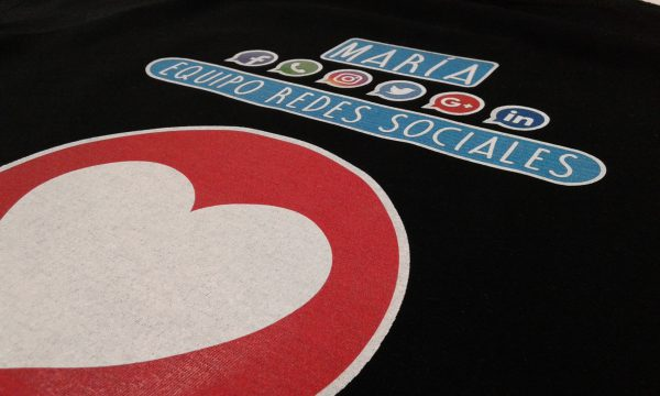camisetas personalizadas serigrafia digital