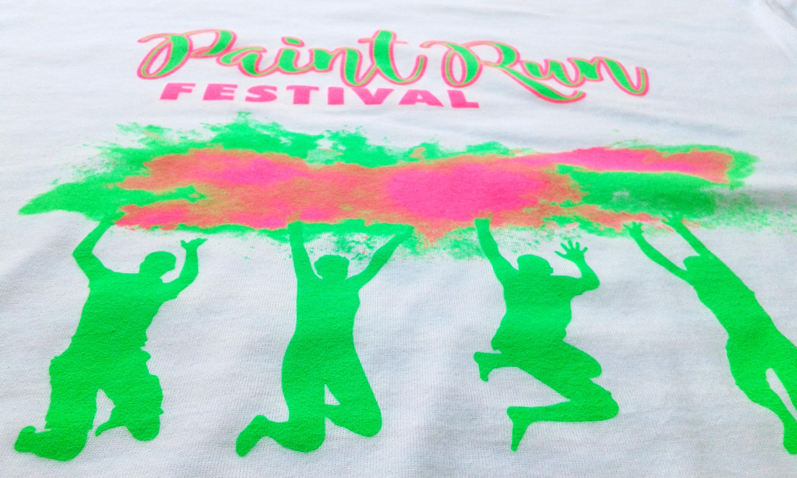 Paint Run Festival