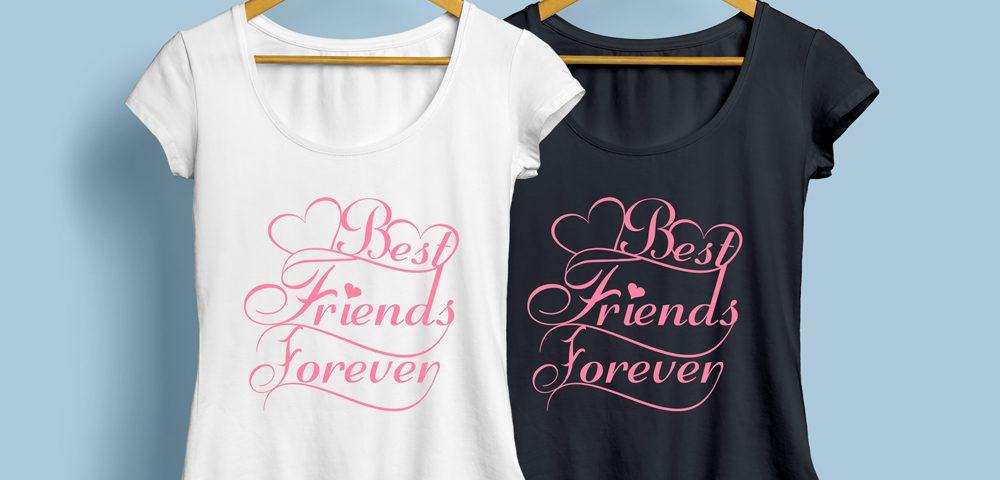 mejor selección de más de moda navegar por las últimas colecciones Camisetas personalizadas para mejores amigas al mejor precio ...