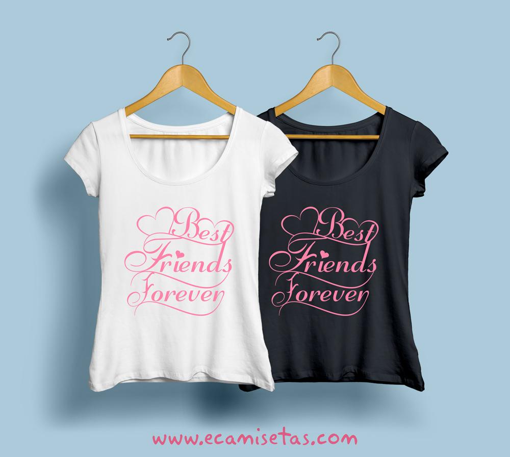 Camisetas Personalizadas Para Mejores Amigas Al Mejor Precio Blog